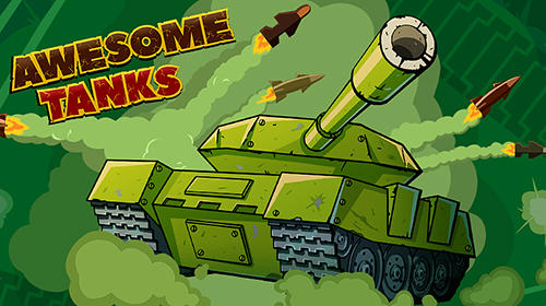 Awesome tanks screenshots