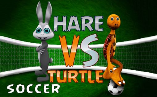Hare vs turtle soccer Screenshot