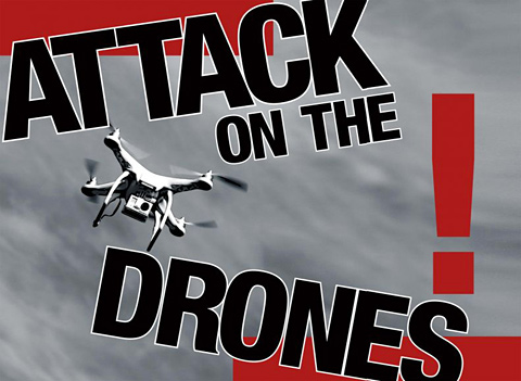logo Attack of the drones