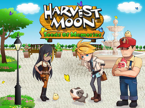 Harvest moon: Seeds of memories скріншот 1