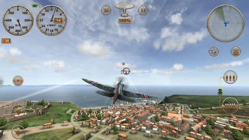 Sky gamblers: Storm raiders pour Android