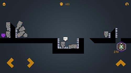 Ail: Immortal hero 2D pixel platformer Screenshot