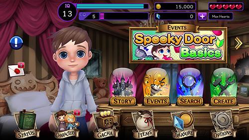 Spooky door Screenshot