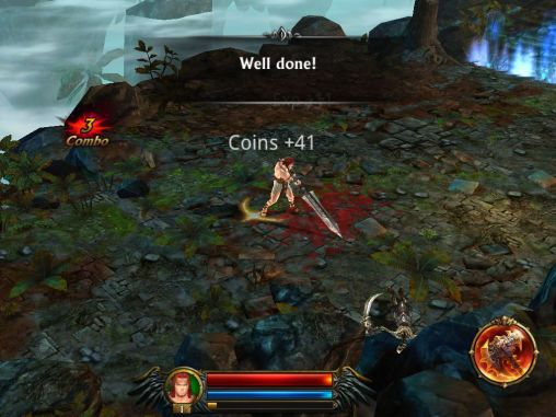 Eternity warriors 3 для Android