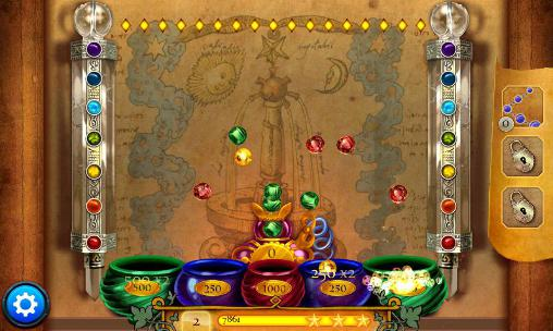 Clash of diamonds: Bubble pop for Android