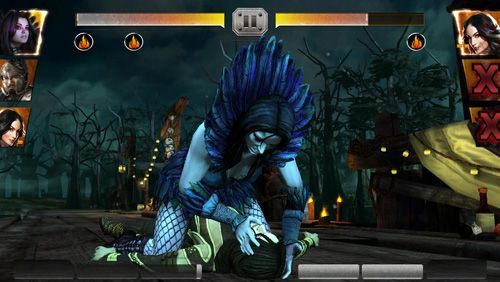 WWE Immortals for iPhone