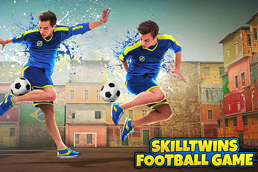 Skilltwins: Football game скриншот 1