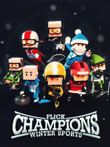 Flick champions winter sports screenshot 1
