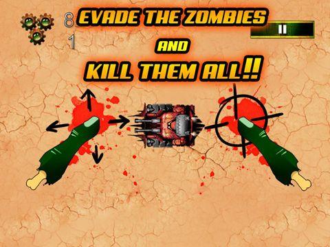 Kampf um Neu-Texas: Zombieausbruch für iPhone