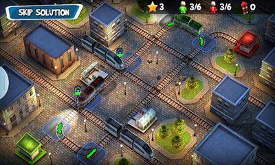 Trainz Trouble Screenshot