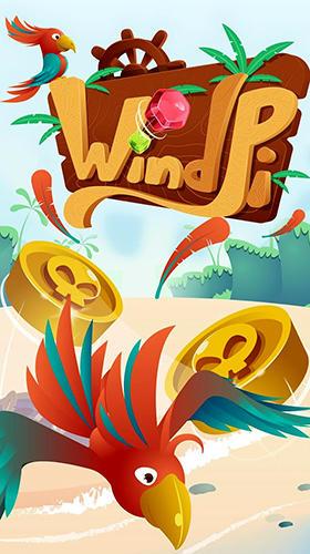 Скриншот Ветряная головоломка с самоцветами на андроид