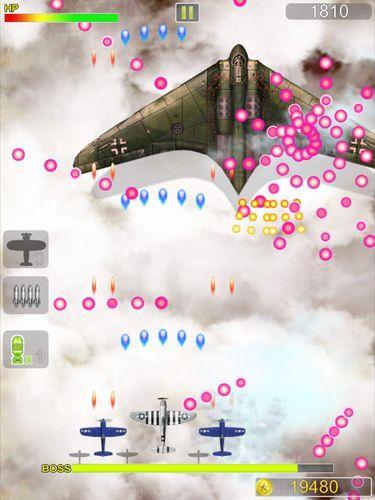 Chemin à la victoire: Puissance aérienne 1942 pour iPhone gratuitement