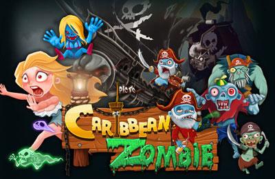 logo Zombie Caribeño