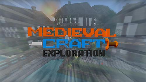 Medieval craft exploration 3D Screenshot