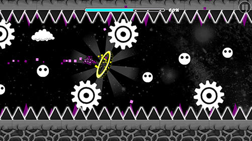 Geometry darkness for Android