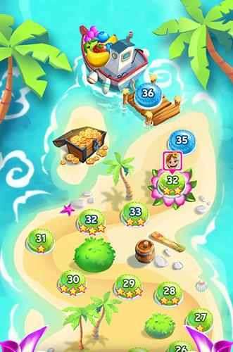 Arcade-Spiele Tropical twist für das Smartphone