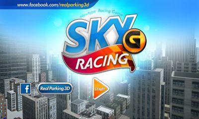 Sky racing G Screenshot