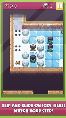 Captura de pantalla Enigmas del carlino en iPhone