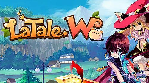 Latale W: Level up screenshot 1