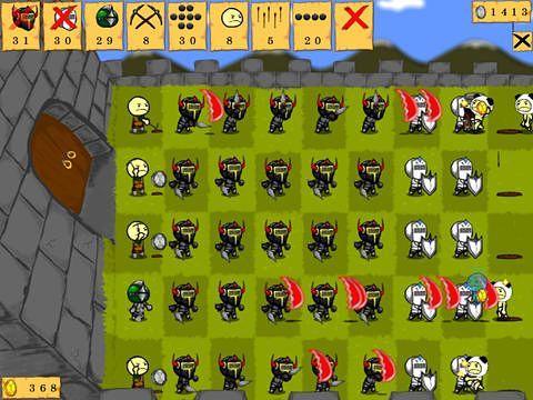 Ritter gegen Ritter für iPhone