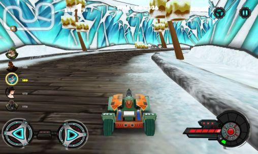 Racing tankcapturas de pantalla