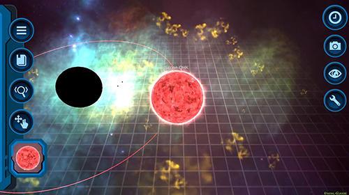 Pocket universe: A 3D gravity sandbox en français