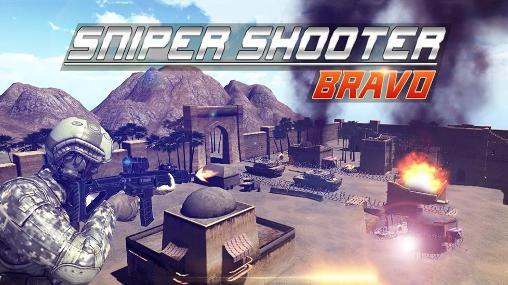 Sniper shooter: Bravo icône