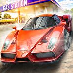Gas station 2: Highway service ícone