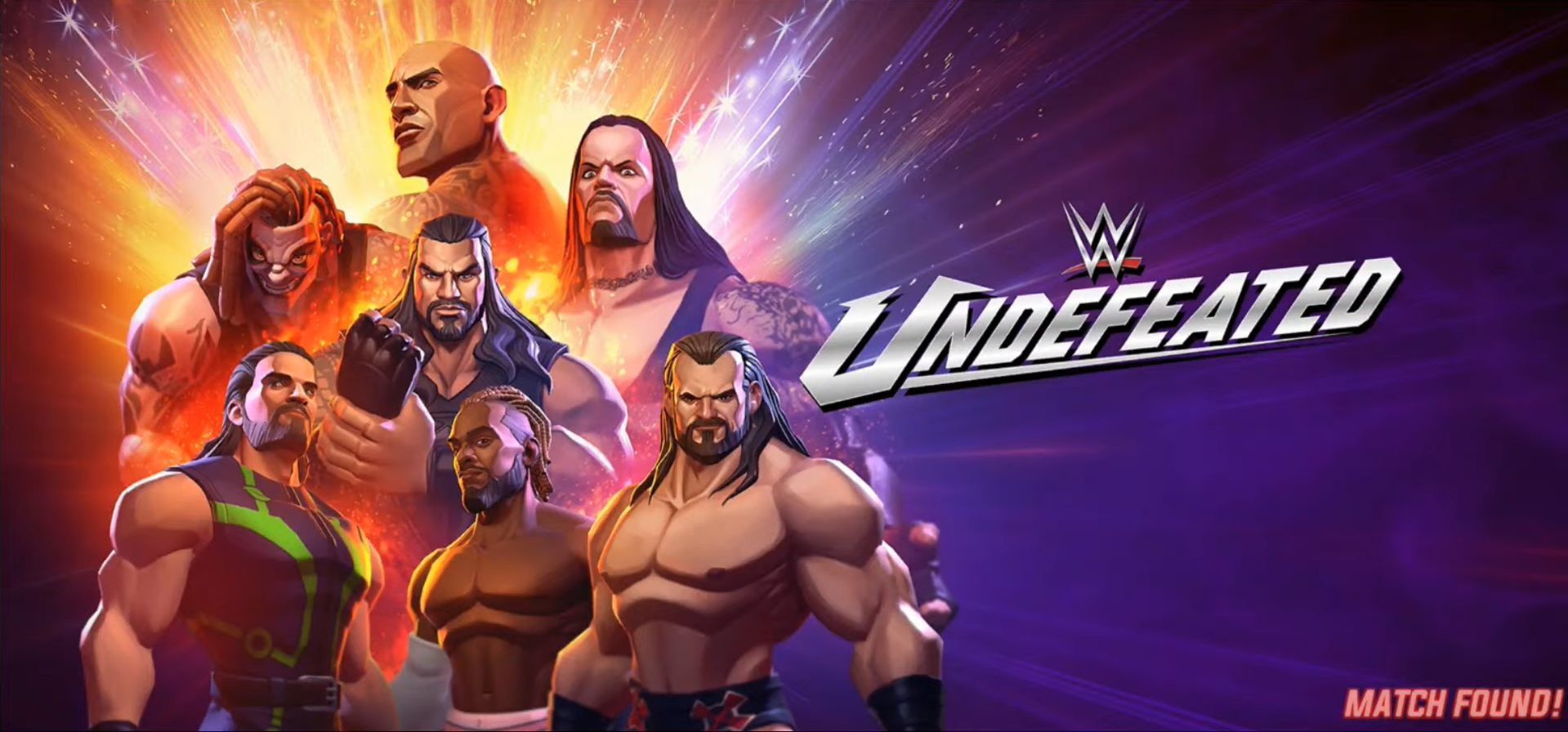 WWE Undefeated captura de pantalla 1