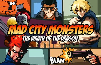 Скріншот Mad City Monsters на iPhone