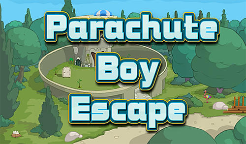 Parachute boy escape Screenshot