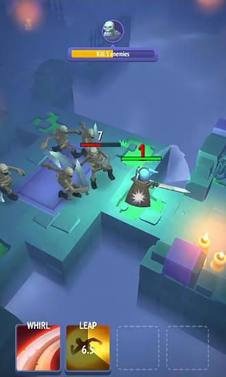 Nonstop knight for Android