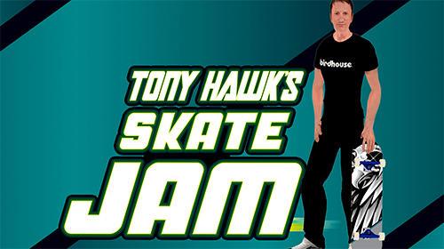 logo Tony Hawk's Skate Jam