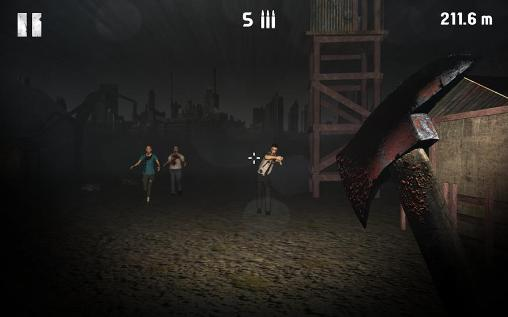 Dead land: Zombies для Android