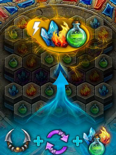 Kartenspiele Battle magic: Online mage duels auf Deutsch