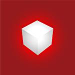 Cube rogue: Craft exploration block worlds Symbol