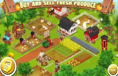 Симуляторы: скачать Hay Day на телефон