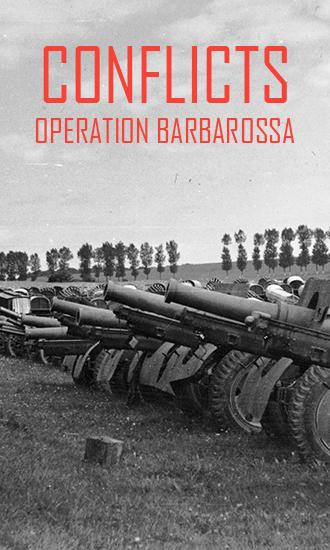 Conflicts: Operation Barbarossa Screenshot