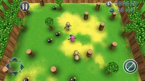 Juegos de arcade Battle sheep! para teléfono inteligente