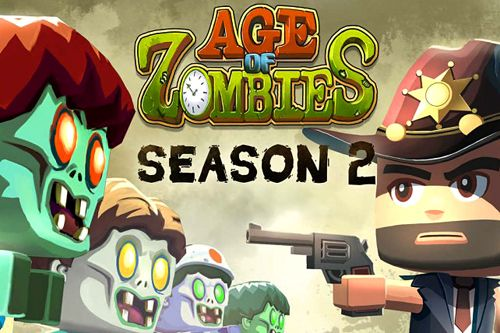 логотип Эпоха зомби: Сезон 2
