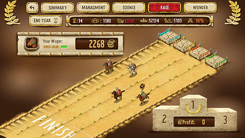 Empire manager: Gold pour Android