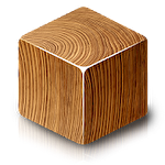 Woodblox puzzle: Wood block wooden puzzle game Symbol