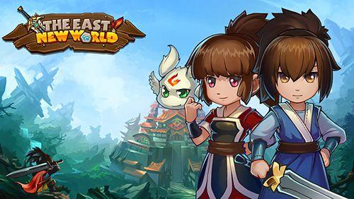 logo Oriente: Nuevo mundo