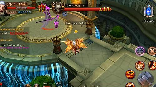 Miracle origin screenshot 4
