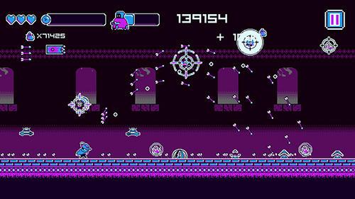 Arcade Archer dash 2: Retro runner für das Smartphone