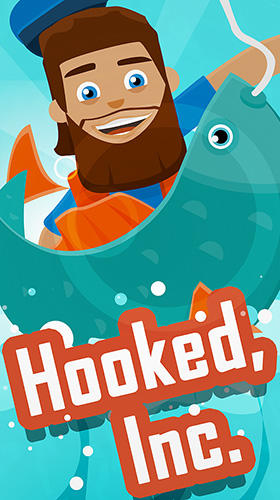 Hooked, inc: Fisher tycoon Screenshot