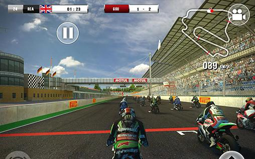 SBK16: Official mobile game für Android
