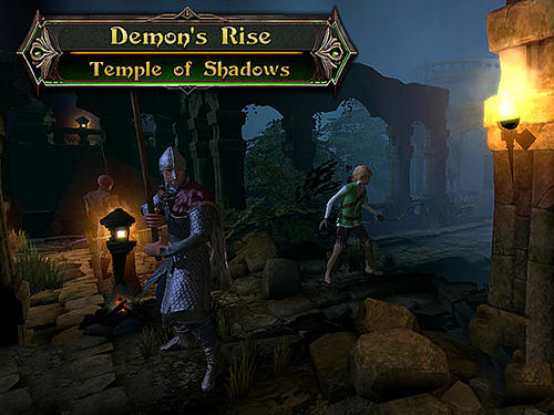 Demon's rise: Temple of shadows скриншот 1