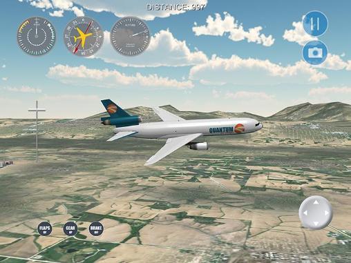 Airplane! 2: Flight simulator für Android