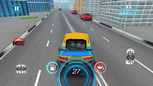 Ultra curve drift für Android